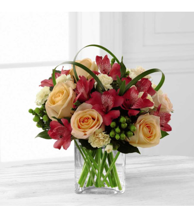 The FTD® All Aglow™ Bouquet