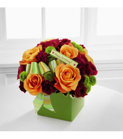 The Birthday Bouquet by FTD®