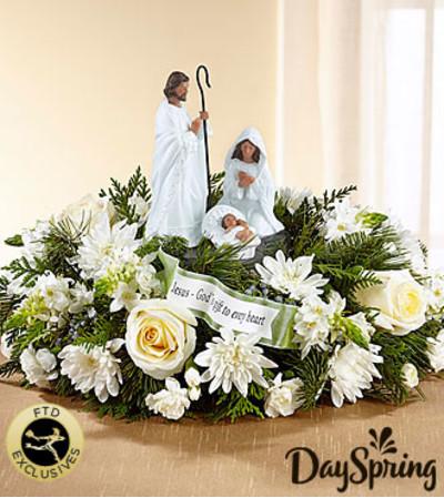 FTD DaySpring God's Gift of Love