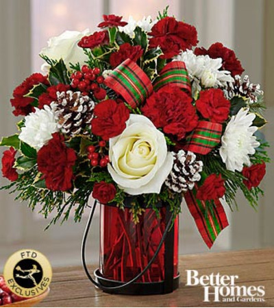 FTD Holiday Wishes by Better Homes and Gardens