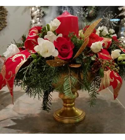 Christmas peace and joy