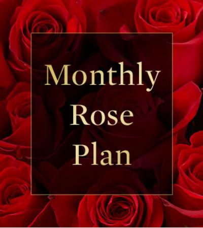 Monthly Rose Plan