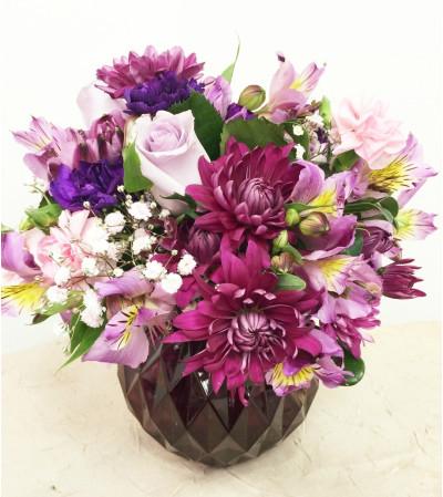 Berry Globe Bouquet