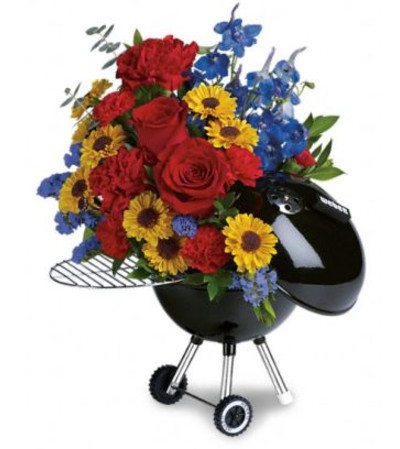 Weber Hot Off the Grill Bouquet