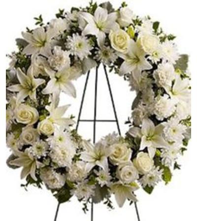 Classic Light Wreath