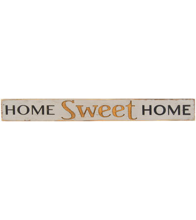 Home Sweet Home Message Bar
