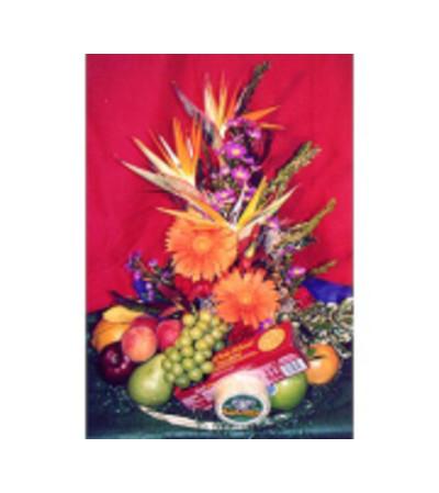 Deluxe Fruit & Flower