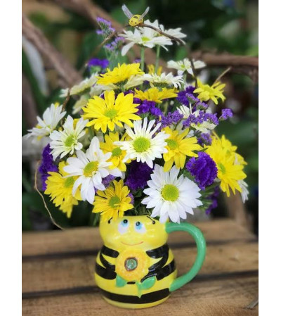 Ellington's Bee Better Bouquet