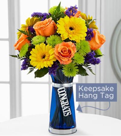 The FTD® Congrats Bouquet