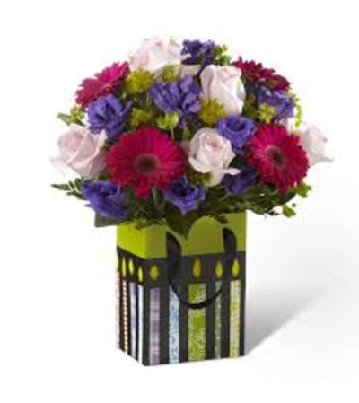 The Perfect Birthday Gift Bouquet by FTD®
