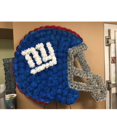 NY Giants Helmet