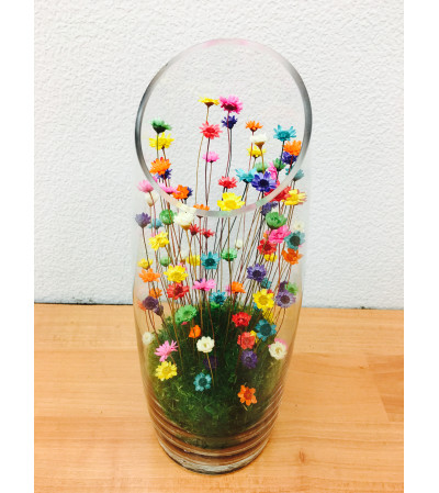 Forever Love Flowers Chisel