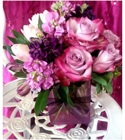 Pink and Purple Pleasure