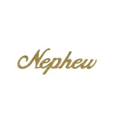 NEPHEW FUNERAL SCRIPT