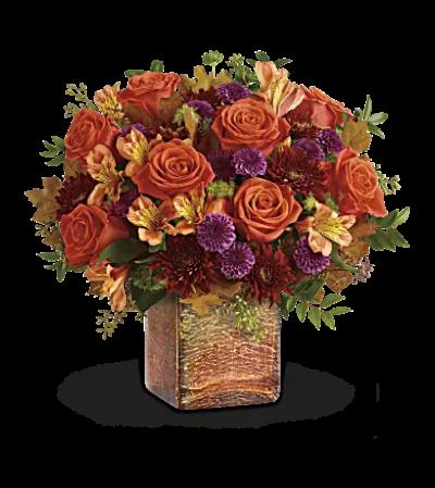 Golden Amber Bouquet