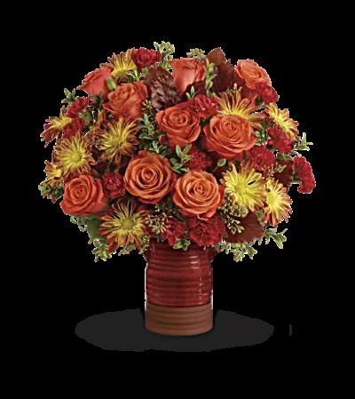 Heirloom Crock Bouquet