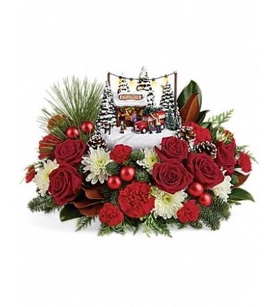 Kinkade's Family Tree Bouquet