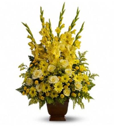 Sunny Memories - by Jennifer's Flowers