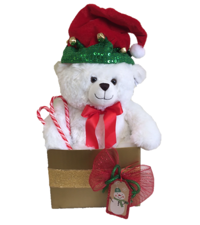 Christmas Bear Add On