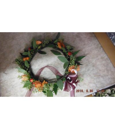 Head wreath