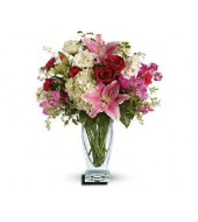 Hydrangea elegant arrangement