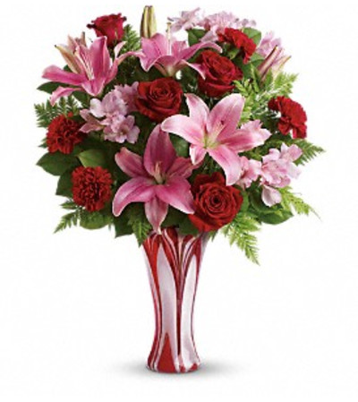 Swirls of Love Bouquet