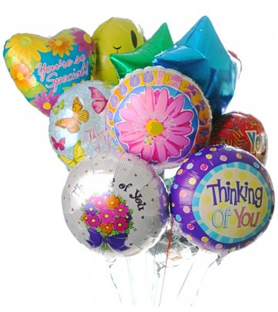 Balloon Bouquet (10)