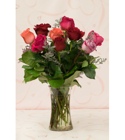 Valentine Mixed Roses Special