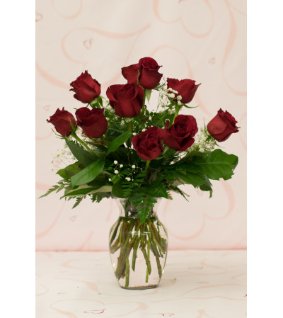 Valentine Red Roses Special