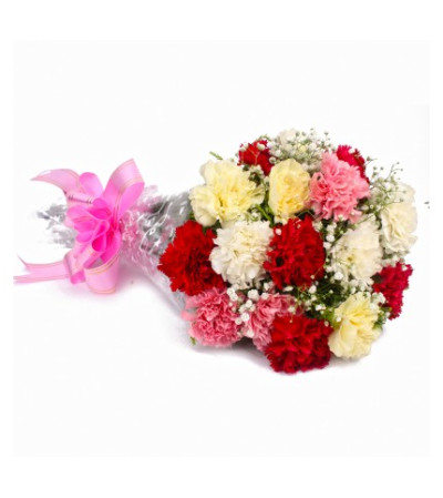 SPECIAL!! 30% OFF Wrapped Carnations