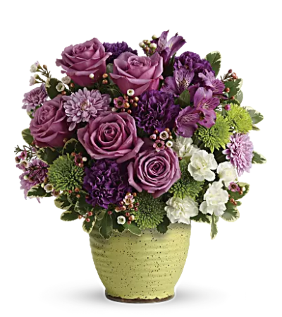 Bouquet by Teleflora Spring Speckle