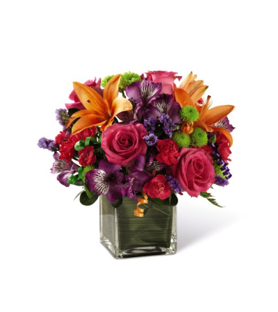 Bright Cheer Bouquet