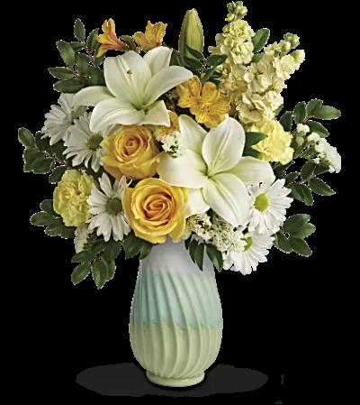 Art of Spring Bouquet