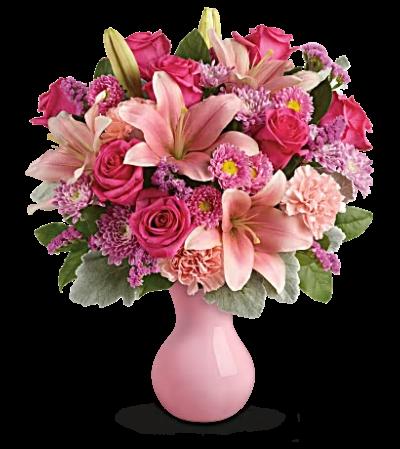 Lush Blush Bouquet