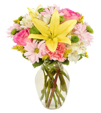 Pastel Perfection Bouquet