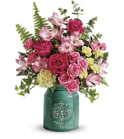 Telefloras Country Beauty Bouquet