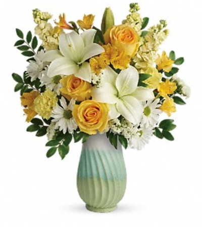 Telefloras Art of Spring Bouquet