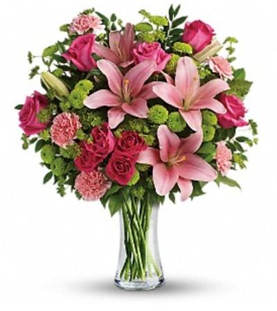 Teleflora's Dress To Impress Bouquet