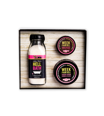 The Week From Hell Gift Set