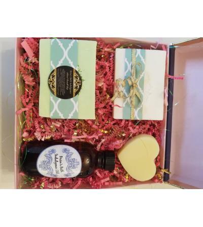 gift set organic