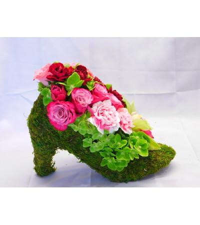 Garden Goddess Shoe