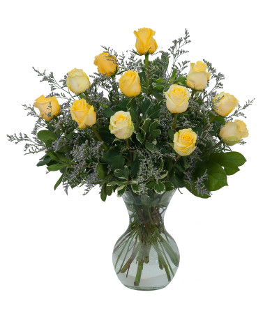 Yellow Rose Beauty DW