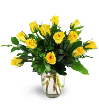 Yellow Rose Delight
