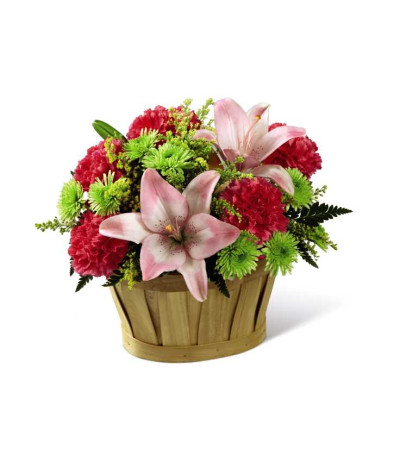 The FTD® Soft Persuasion™ Basket