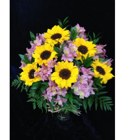 Sunflowery Day