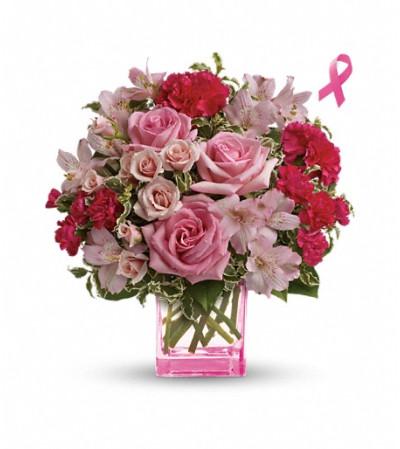 Teleflora's Pink Grace Bouquet