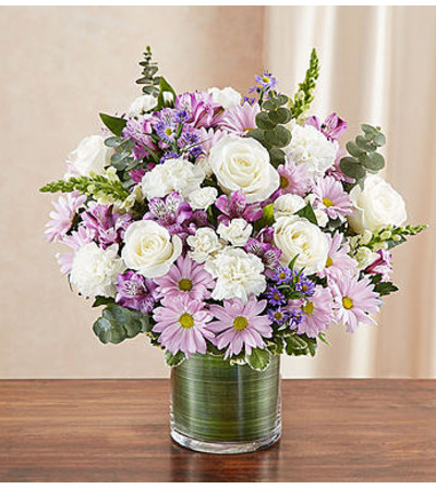 Cherished Memories™ – Lavender and White