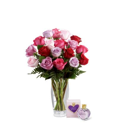 The FTD® Captivating Color™ Bouquet