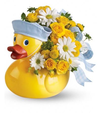 Baby Boy Lucky Ducky