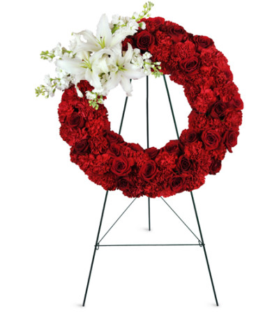 Love's Remembrance Wreath™